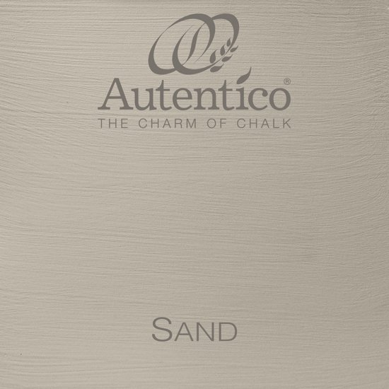 Autentico Velvet 2.5 L   Sand
