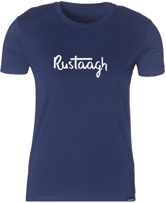 Rustaagh T-shirt handwritten boy navy 122-128