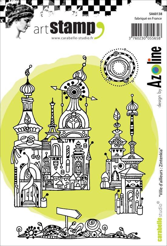 Carabelle Stamp Russische Steden