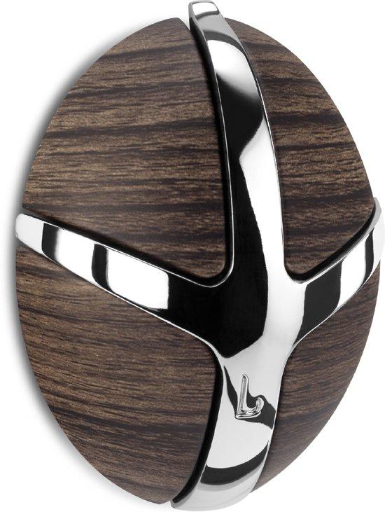 Bolcom Spinder Design Tick Kapstok Met Metalen Haak Donker