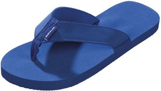 Beco - Teenslippers voor kinderen - Maat 34 - Blauw