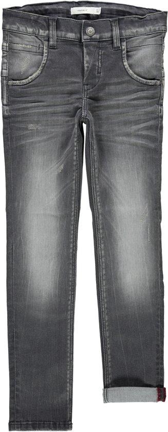 Name it Broek - Medium GreyD - maat 110