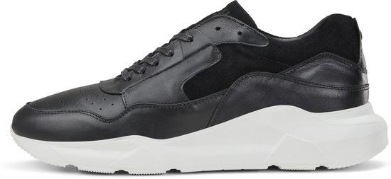 JACK&JONES Heren Sneakers - Anthracite - Maat 42