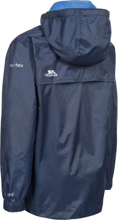 Trespass Childrens/Kids Qikpac Waterproof Packaway Jacket
