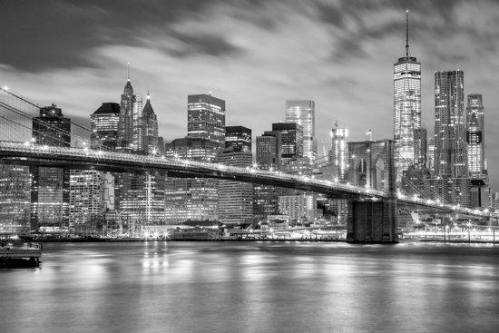 Papermoon New York Brooklyn Vlies Fotobehang 250x186cm 5-Banen