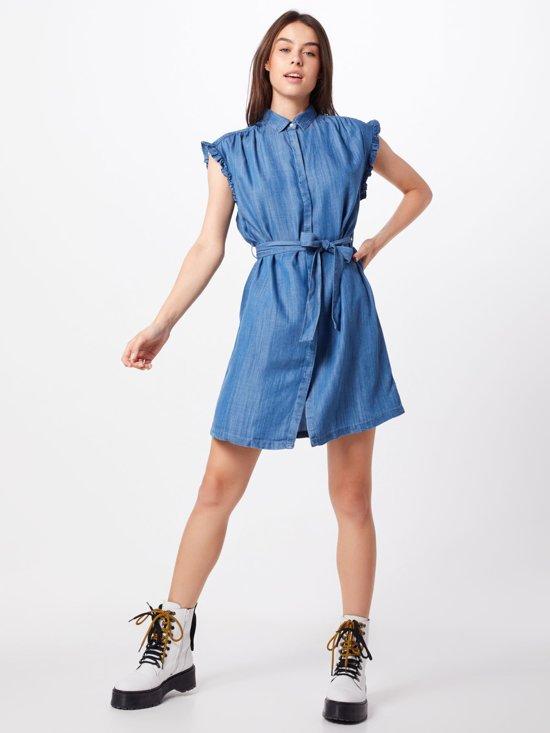 Mavi blousejurk Blauw Denim-l (40)