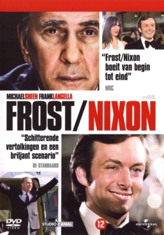Cover van de film 'Frost / Nixon'