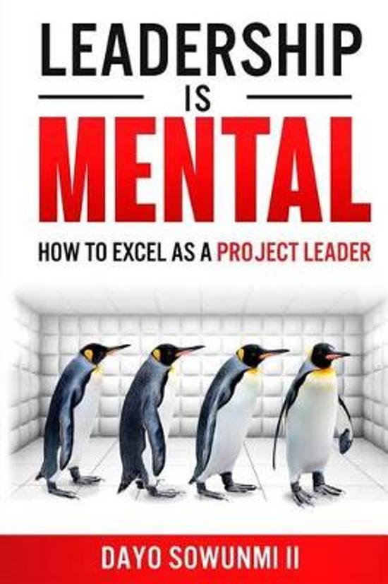 Leadership Is Mental