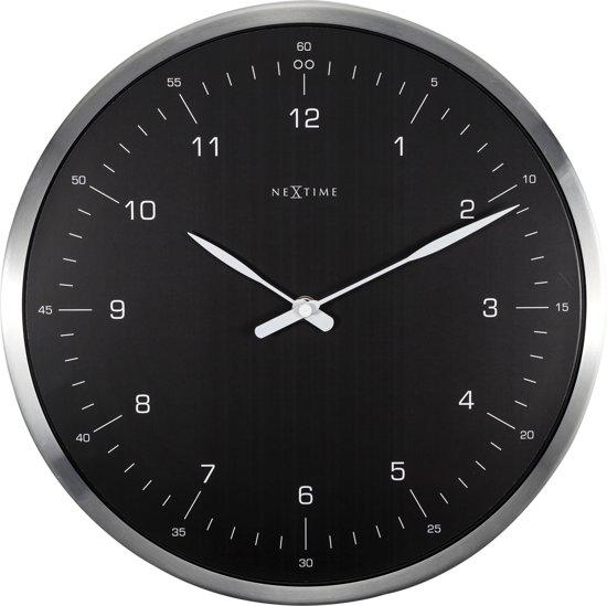 NeXtime 60 Minutes Wandklok à 33 cm