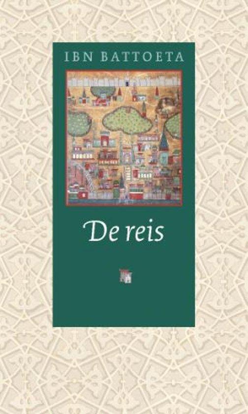 De reis van wereldreiziger Ibn Battuta cover