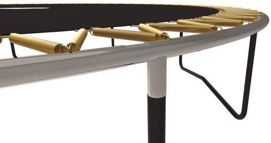 BERG Champion Trampoline - 430 cm - Inclusief Veiligheidsnet Comfort - Groen