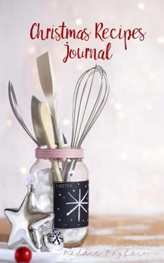 Christmas Recipes Journal