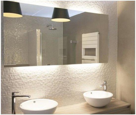Spiegelverwarming, verwarming voor spiegels 50x80cm-80W-200W/m2