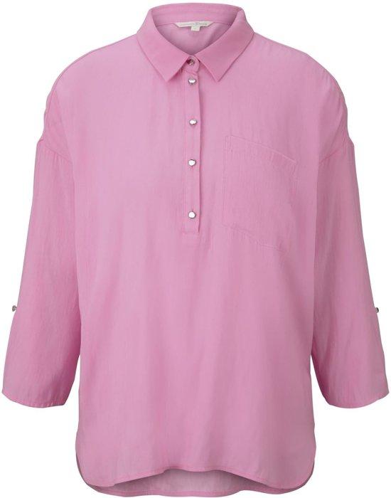 Tom Tailor Denim blouse Lichtroze-s
