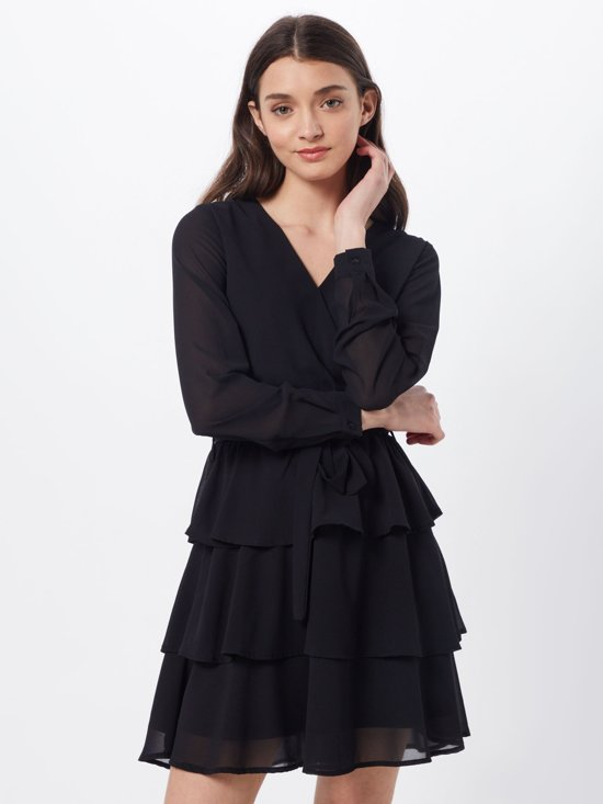 Sisters Point jurk nappa Zwart-m (38)