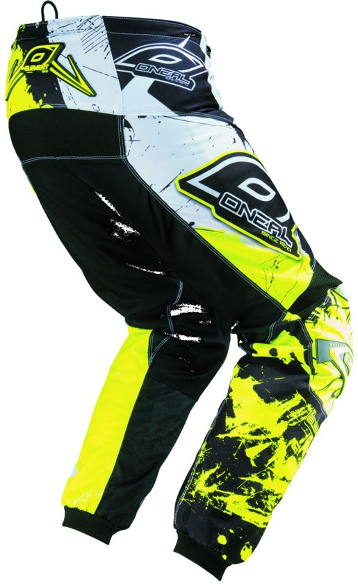 | O'Neal Element Pants Shocker BlackNeon Yellow 28