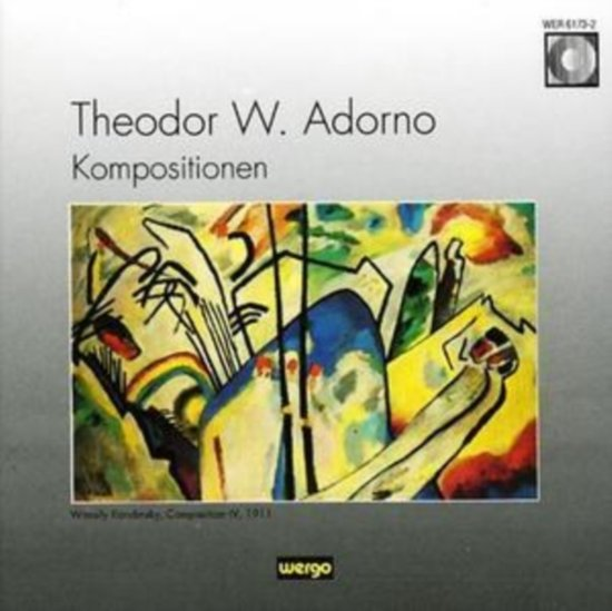 Adorno: String Quartets, Orchestral Music / Beuerle
