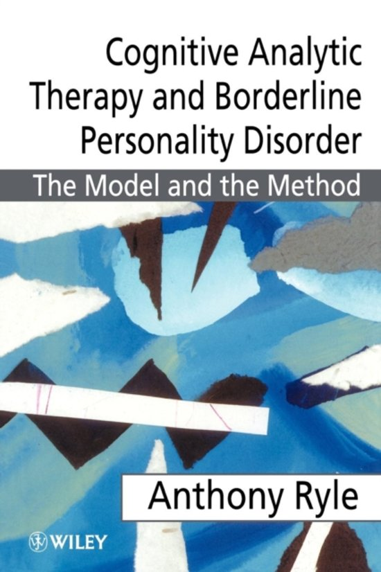 an analysis of borderline personality disorder bpd Borderline personality disorder this is no longer considered a relevant analysis and the term important in the effective treatment of borderline disorder.