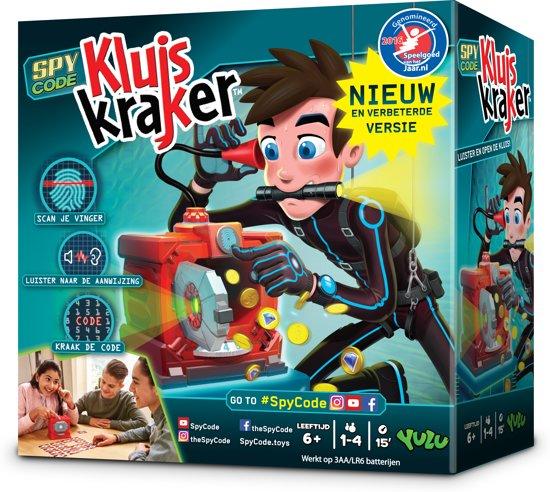 Afbeelding van het spel Spy Code - Kinderspel