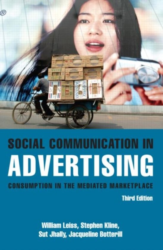 advertising in contemporary society