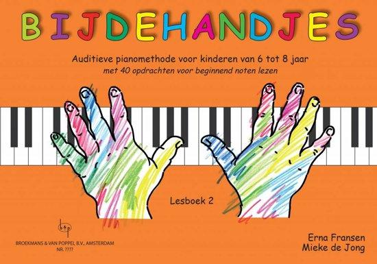 Bijdehandjes | Auditieve pianomethode | Deel 2
