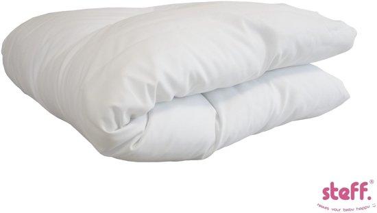 Steff - Dekbed - Donsdeken - 100 x 135 cm - zeer zacht en hoge kwaliteit - voor bed 70x140 cm