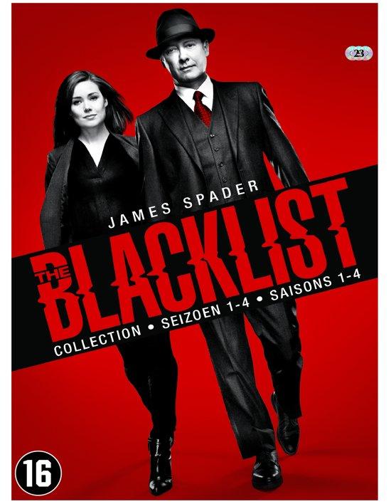 The Blacklist - Seizoen 1 t/m 4