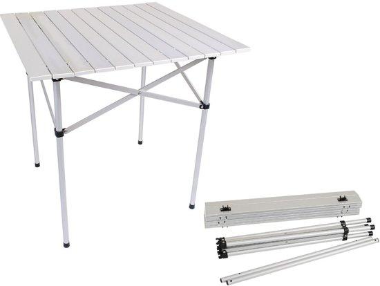 Picknick Tafel Aluminium.Bol Com Aluminium Campingtafel Inklapbaar Picknick Tafel