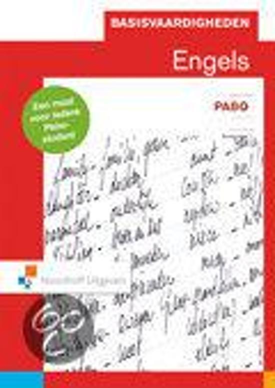 Basisvaardigheden Engels voor de Pabo