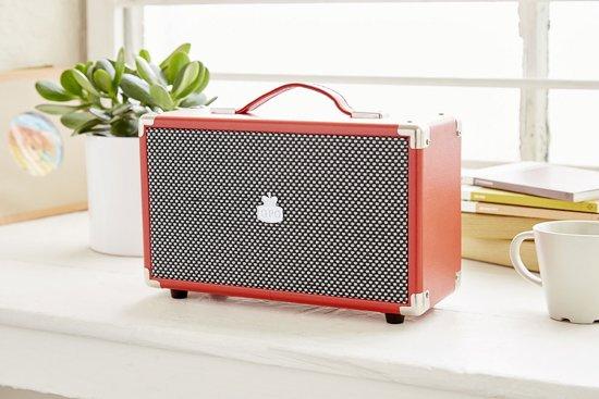 GPO Westwood Bluetooth Speaker Rood