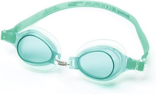 fbd47a405bdc5b Groene zwembril voor kinderen 3 tot 6 jaar