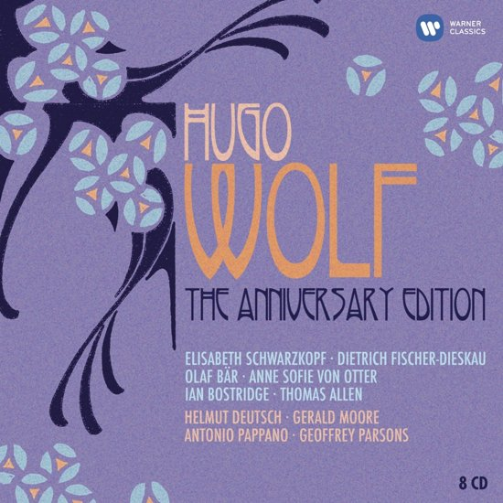Hugo Wolf - The Anniversary Ed