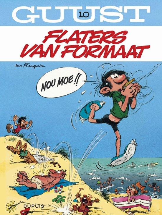 Guust Flater: 010 Flaters van formaat
