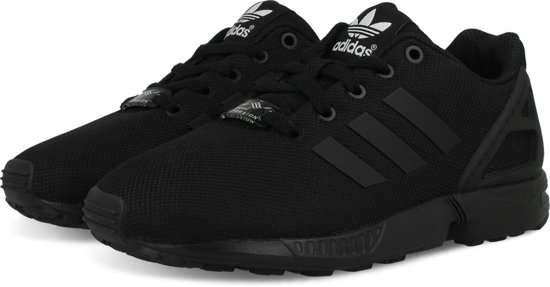 zwarte adidas zx flux dames