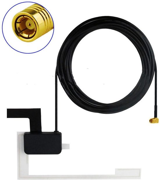 digitale antenne aansluiting