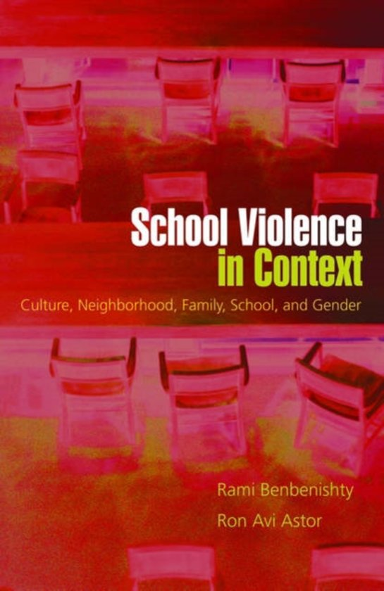 School Violence in Context