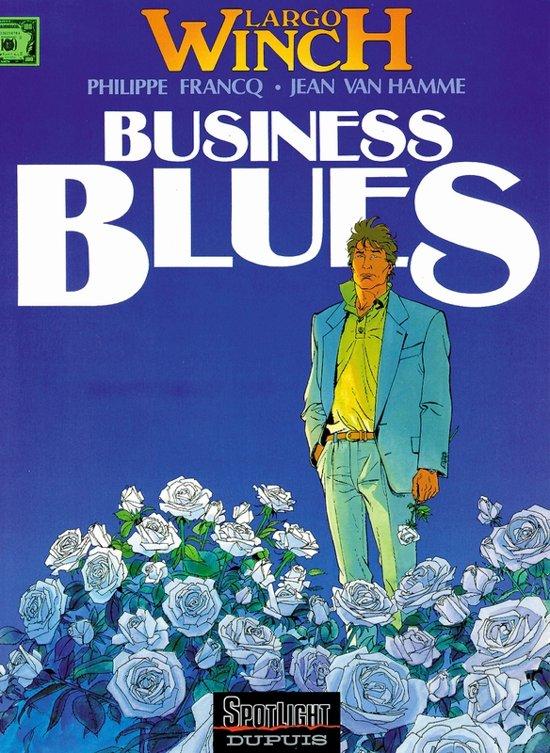 Largo Winch 004 Business blues
