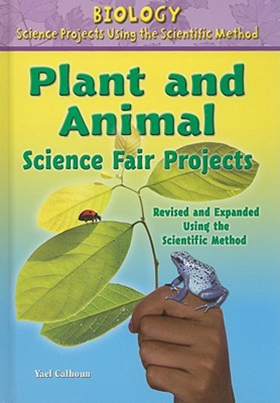 biology science fair projects