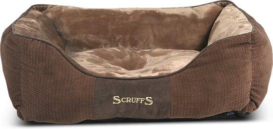 Scruffs Chester Hondenmand - Bruin - M - 60 x 50 cm