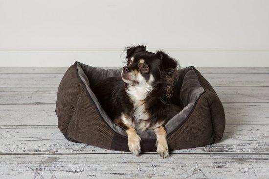 Chester Hondenmand - Bruin - M - 60 x 50 cm