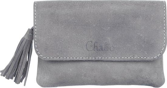 Chabo Bags Grande Petit - Clutch - Grey