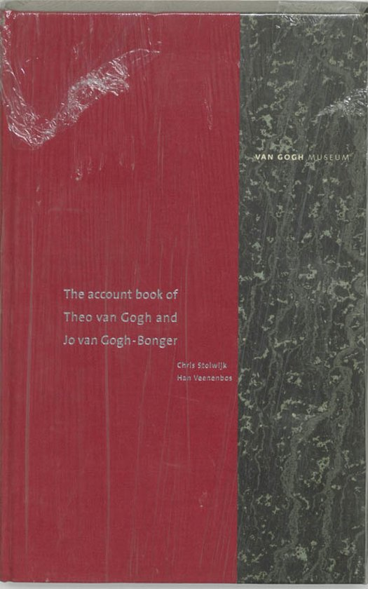 The Accountbook Of Theo Van Gogh And Jo Van Gogh-Bongers
