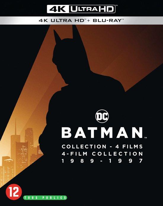 DVD cover van Batman Collection (4K Ultra HD Blu-ray)