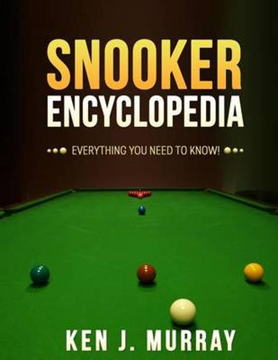 Snooker Encyclopedia