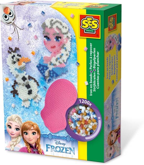 SES Strijkkralen Frozen 1200st