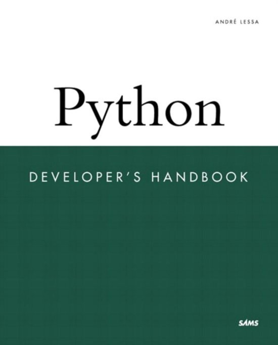 Python Developers Handbook