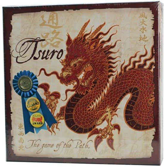 Tsuro - Engelstalig Bordspel