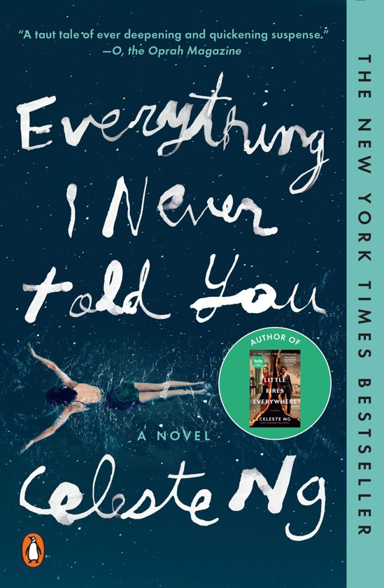 Bolcom Everything I Never Told You Ebook Celeste Ng