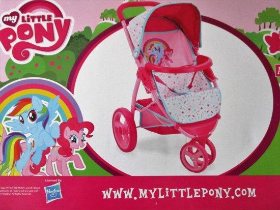 Hauck My Little Pony Wandelwagen