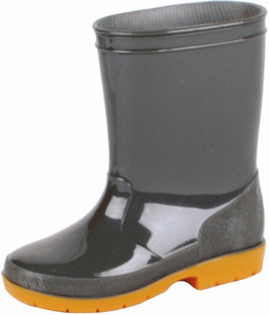 Gevavi Boots Luca kinderlaars pvc grijs maat 31
